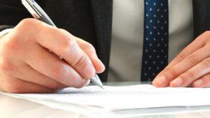 Signification par huissier de justice pour un délai de préavis
